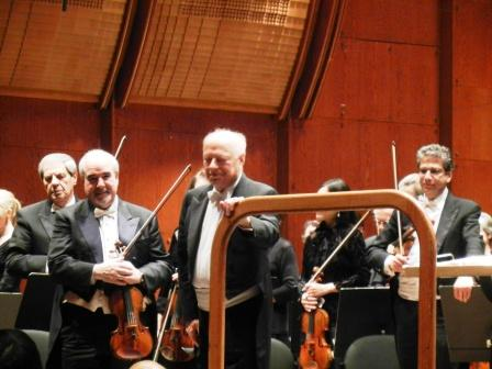 Haitink with NYPO 1