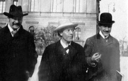 Mahler 1910