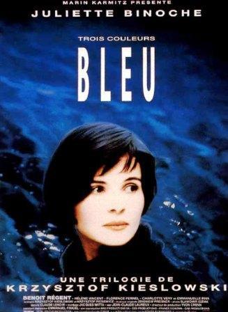 Bleu Poster