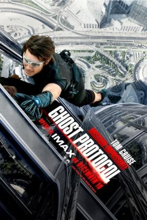 Ghost Protocol Poster]