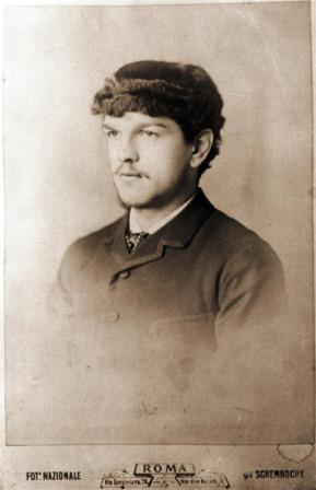 Debussy en 1885