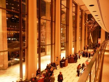 Avery Fischer Hall 2 03312012