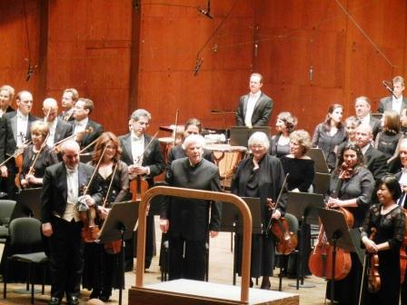 Dohnanyi and New York Philharmonic