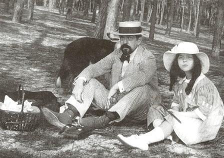 Debussy et Chouchou