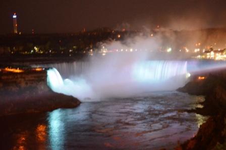Niagara Night 1