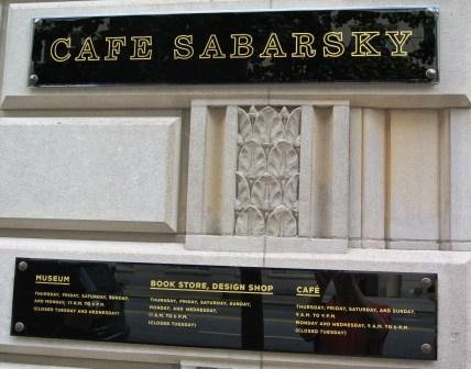 Sabarsky 1