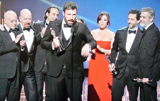 Affleck and Clooney et al