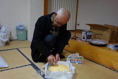 別腹分、濃厚チーズケーキ_R