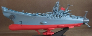 バンダイ宇宙戦艦ヤマトイメージモデル