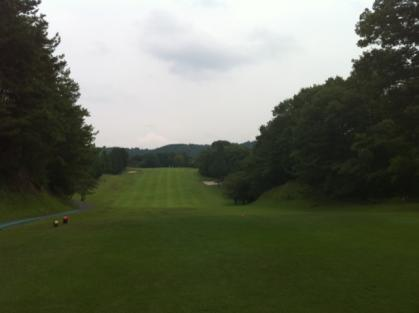 新奈良ゴルフ倶楽部1