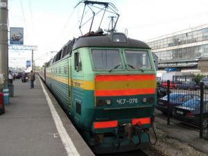 ロシア 列車