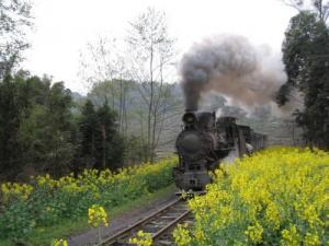 中国 芭石鉄路