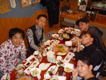 tsukiji打ち上げ1