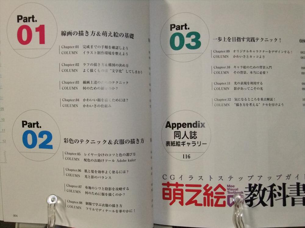 萌え絵の教科書02