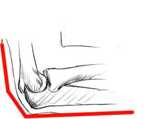 肘の描き方03