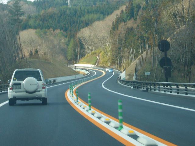 いつのまにか開通していた三陸自動車道宮古道路