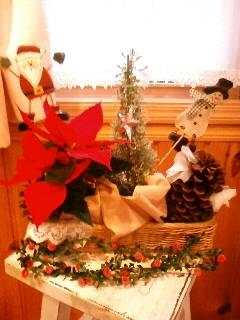2011.12.15リビングクリスマス①