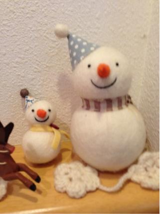 2012.12.9玄関中クリスマス②