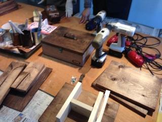 2013.2.3百時木工教室①