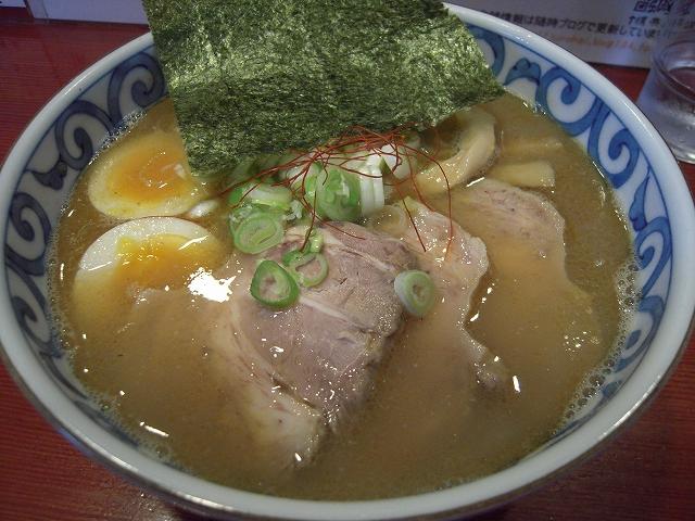 麺屋 十郎兵衛20121013-009