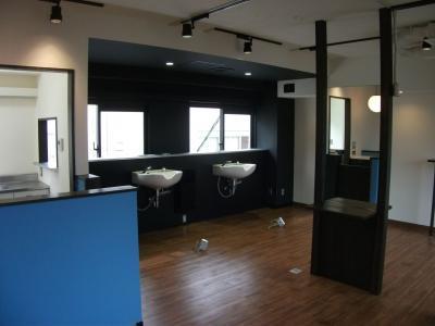 渋谷美容室