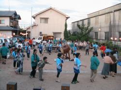 2009夏祭り1