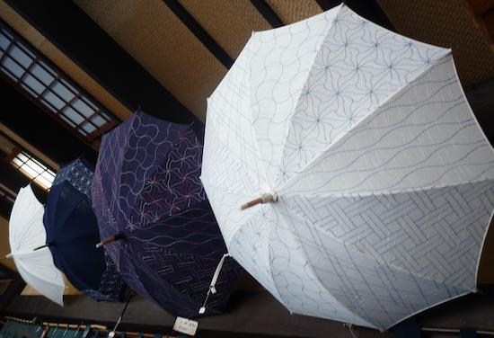 飛騨さしこ日傘
