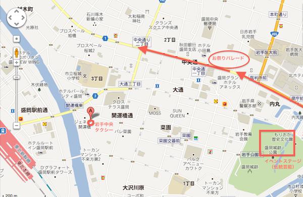 六魂祭マップ