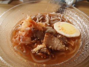 別府冷麺(風?)
