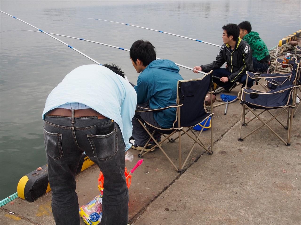 釣り風景その1