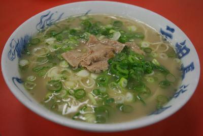 長浜屋 麺