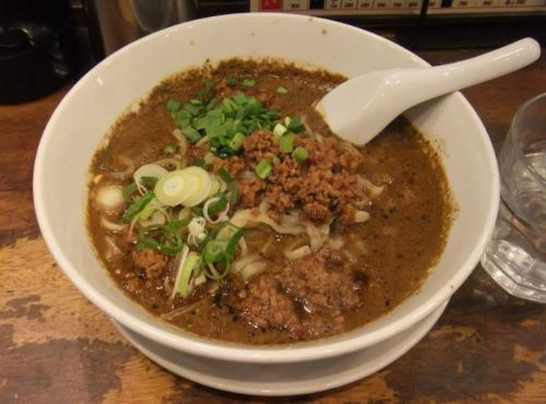 黒胡麻坦々麺縮小