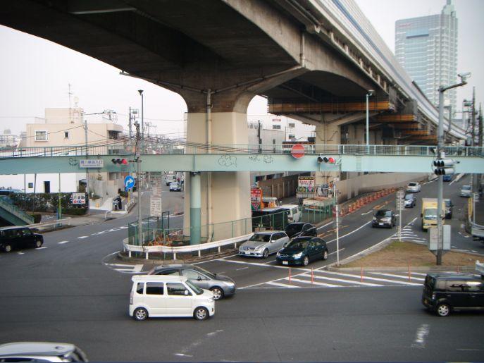 環八東京インター