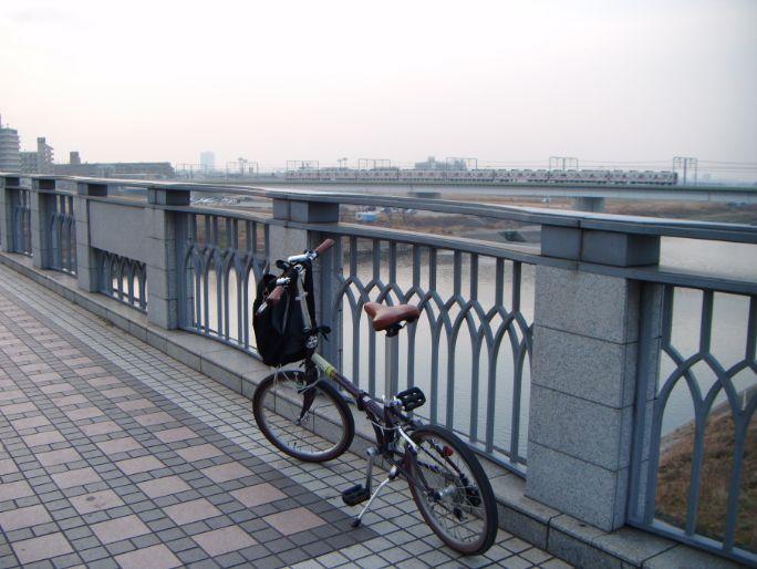 中原街道自転車東横線