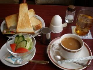 タカセの朝ごはん