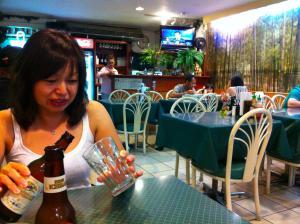 サイゴンのビール