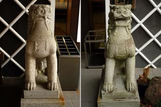 狛犬博物館の狛犬