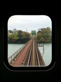 木曽川橋梁