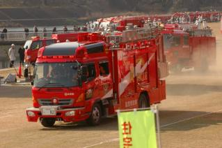 平成23年岡崎市消防出初式