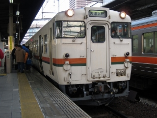 JR東海 高山本線 キハ47