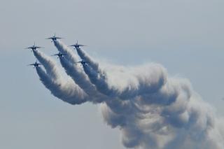 航空自衛隊 岐阜基地航空祭 ブルーインパルス