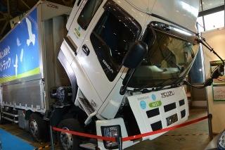 天然ガス自動車 トラック