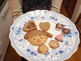マナミちゃんクッキー
