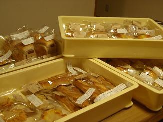 明日のパンたち