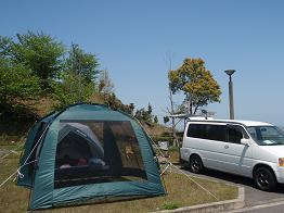 キャンプ1-day②