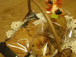 chibikuro 焼き菓子