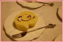 ミニロールケーキ②