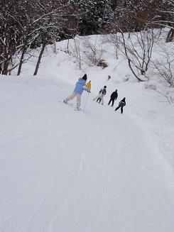娘さんスキー