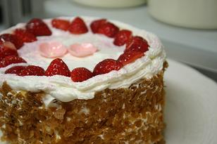 おじいちゃんのbdケーキ