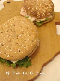 Roast Chicken Sandwich
